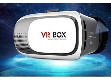 Virtuaalreaalsuse 3D prillid.