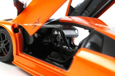 Машинка на радиоуправлении RC LAMBORGHINI 670 1:24 Оранжевый