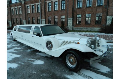 Арендуйте лимузин в IDA-VIP AUTO. Купон на скидку.