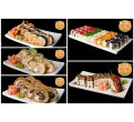 "Sushi - restaurant ""Tokyo55"". Discount coupon"