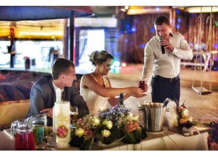 Организации и проведения мероприятий или свадебных торжеств. Купон на скидку.