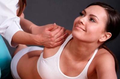 Спортивный массаж в салоне Dareia!