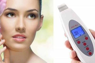 Sinu kodune ilusalong: ultraheliapraat Skin Cleaner.