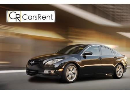 "Аренда машин ""CarsRent"" купон на скидку"