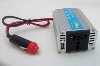 Авто адаптер преобразователь 12V-220V 300W