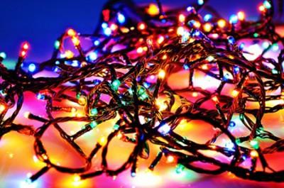Võrratute efektidega 500LED lampidega jõuluvalgustus.