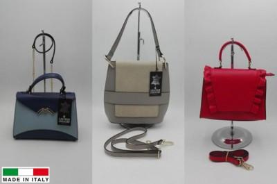Итальянские сумки — мечта в руках. Купон на скидку.