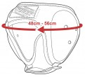 Борцовский шлем -защита ушей RDX Ear Guard NEO Prene Mold.