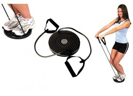 Вращающийся диск-тренажёр Body Twist Board